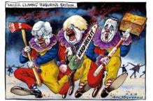Brexit Killer Clowns