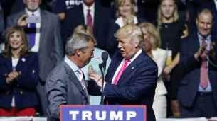 FarageTrump